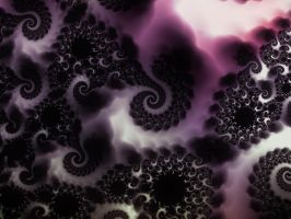 Inside Smokey Mountain Fractal by FAIA-Fractals