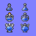 Re-mastered potions by RaghavAT