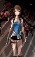 Jill Valentine Colors by HvonD