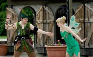 Peter and Tink by AriadneEvans