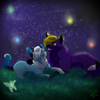Point Commission :: Evening Lights by TwistedZepher