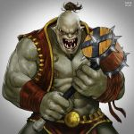 Ogre by enverbike
