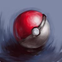 Pokeball by Nigasuchan