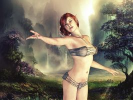 Dama Del Bosco Web by blindblues46