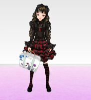 House of Dolls Dressup-Lolita2 by Brandee-Ssj-Doll