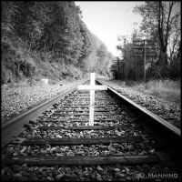 Dead On The Tracks by sadistikid