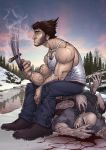 Wolverine: Origins by PatrickBrown