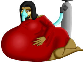 Another Friend Inflating by Oogies-wife67