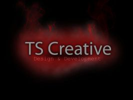 TS Creative Smoke Logo by Tsmith490