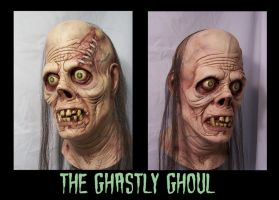 THE GHASTLY GHOUL by Justin-Mabry