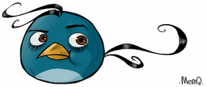 Angry Birds Toons : .Q. by MemQ4