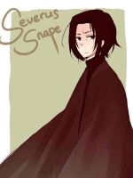 Snape by MachoMachi