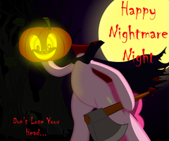 Happy Nightmare Night by PonyEcho