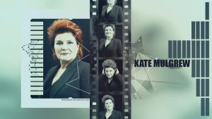 Kate Mulgrew by miraradak
