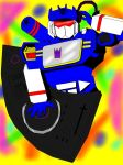 DJ Soundwave by BubbleyewStar