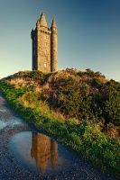 Scrabo Reflections III by Gerard1972