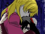 Ouran Host BJ and Lydia by freetre