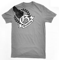 Graham Wrestling Solo Wing Shirt by robertllynch