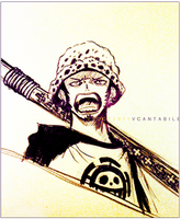 Trafalgar Law II by V-Cantabile