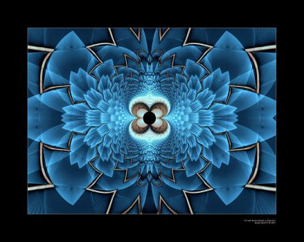 If the Blues Made a Fractal by 2BORN02B