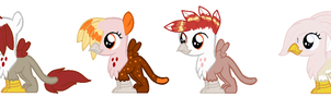 Winter Rose X FireStorm [CLOSED] by CuppieCakeAdopts