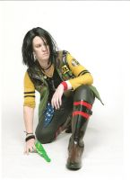 Fun Ghoul Cosplay by pippinmcgee