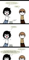 Death Note - Facebook. by kuroineko