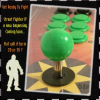 Get Ready To Fight in 2D or 3D by iFab