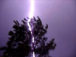 Lightning Strike by cdh1994