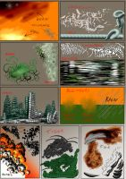 Manga Studio v5 Brushes download by 888toto