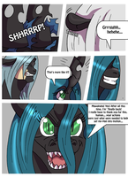 Wings of Change - Chrysalis TF 6/7 by Rexequinox by AuraGuardianHadou