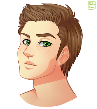 Dean Winchester [Supernatural] by killuhime