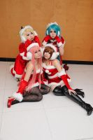 Vocaloid Merry Christmas by Asuka10