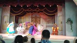 Beauty and the Beast on Stage 7 by BlackRoseWinter