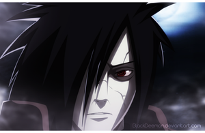 Madara by BlackDeemon