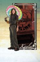 Kaylee - Firefly by Iconograph