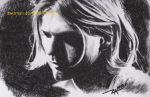 Kurt Cobain by zwoman