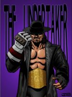 Undertaker by sirandal