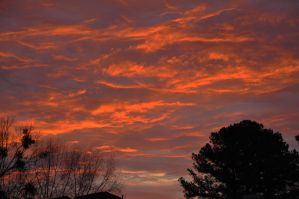 Morning Sky 2 2-21-12 by Tailgun2009