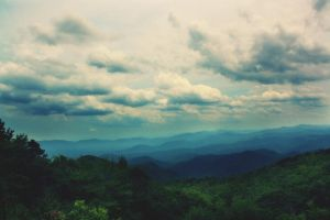 NC Mountains 4 by MidnightDaisyStudio