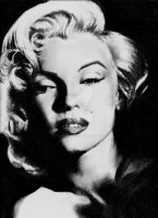 MarilynMonroe -completed- by you-cant-notice-me