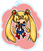 Sailor Moon by jedec