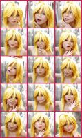 Panty faces::::: by Witchiko