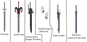 Random DMC Weapons by TheZero759