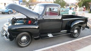 '54 Chevy Pickup 3100 by hankypanky68