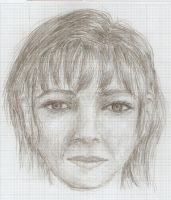 Face Practice by lichotka