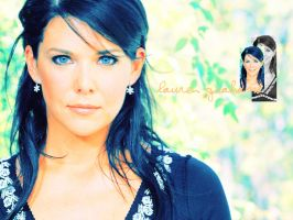 Lauren Graham wallpaper by swarley89