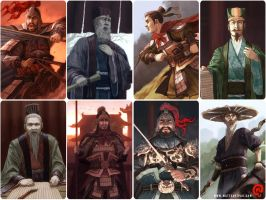 Three Kingdoms - 12 by Changinghand