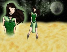 Months of the Moon- August by sarahsmiles916