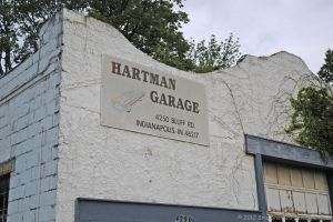 The Garage on Bluff Road by SnapShot120